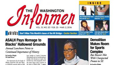 Photo of Informer Issue, February 25, 2016