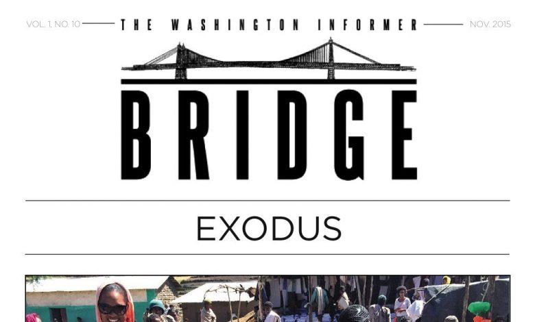 Washington Informer Bridge, November 2015
