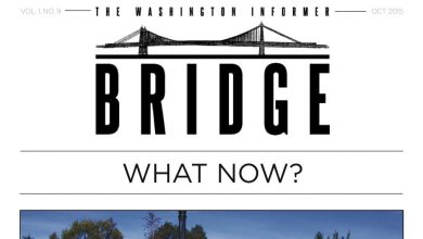 Photo of Washington Informer Bridge, October 2015