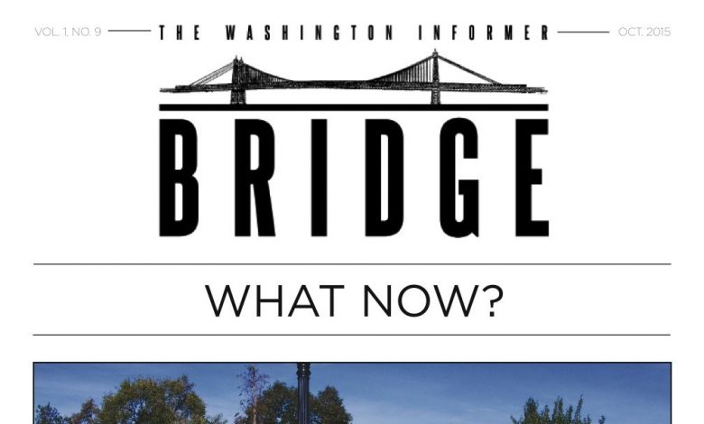 Washington Informer Bridge, October 2015