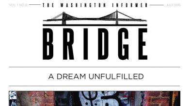 Photo of Washington Informer Bridge, July 2015