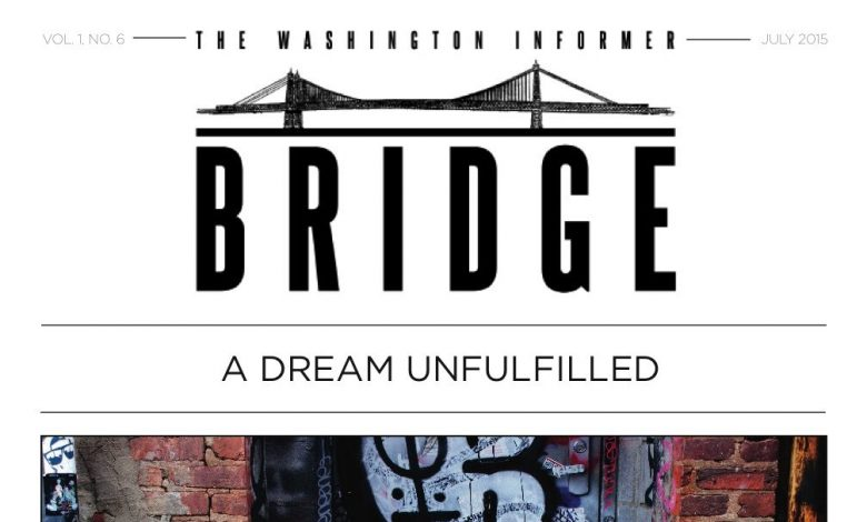 Washington Informer Bridge, July 2015