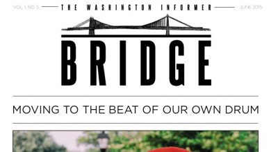 Photo of Washington Informer Bridge, June 2015