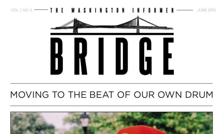 Washington Informer Bridge, June 2015