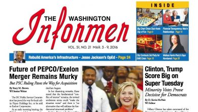 Photo of Informer Issue March 03, 2016