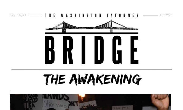 Washington Informer Bridge, February 2015
