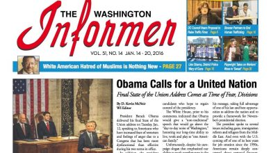 Photo of Informer Issue January 14, 2016