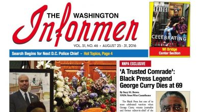 Photo of Informer Issue August 25, 2016