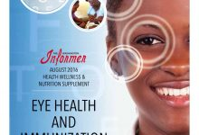 Photo of Eye and Health Immunization Supplement