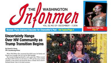 Photo of Informer Issue December 1, 2016