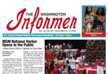Photo of Informer Issue December 15, 2016