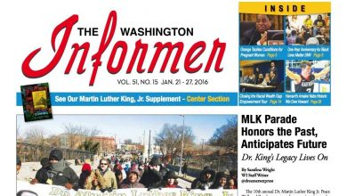 Photo of Informer Issue January 21, 2016