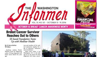 Photo of Informer Issue October 13, 2016