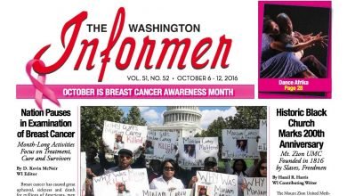 Photo of Informer Issue October 6, 2016