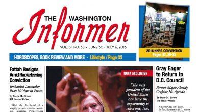 Photo of Informer Issue June 30, 2016