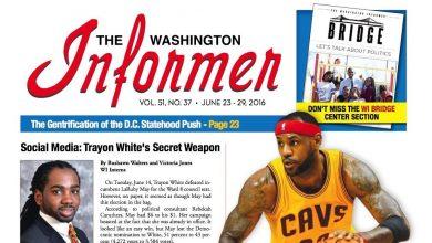 Photo of Informer Issue June 23, 2016