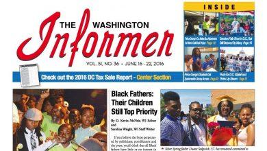 Photo of Informer Issue June 16, 2016