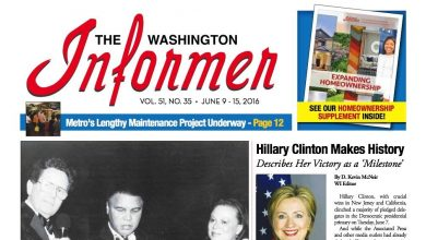 Photo of Informer Issue June 9, 2016