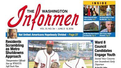 Photo of Informer Issue June 2, 2016