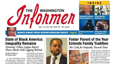 Photo of Informer Issue May 19, 2016