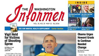 Photo of Informer Issue May 12, 2016
