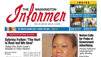 Photo of Informer Issue May 5, 2016