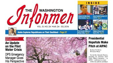 Washington Informer, March 24, 2016