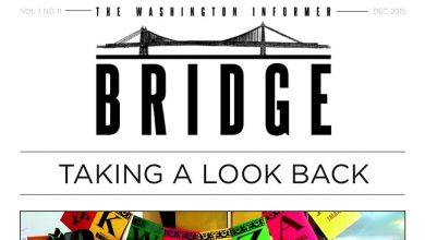 Photo of Washington Informer Bridge, December 2015