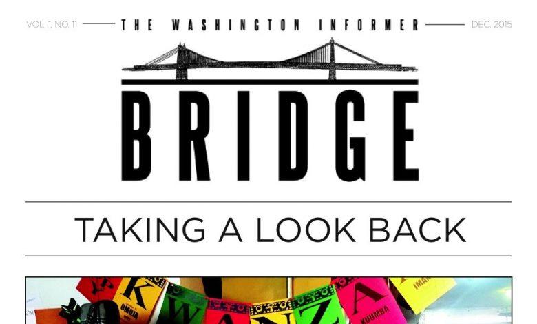 Washington Informer Bridge, December 2015