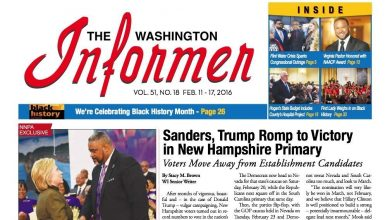 Photo of Informer Issue February 11, 2016