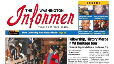 Photo of Informer Issue February 18, 2016