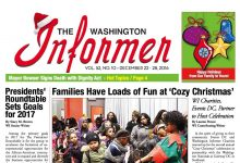 Photo of Washington Informer December 22, 2015