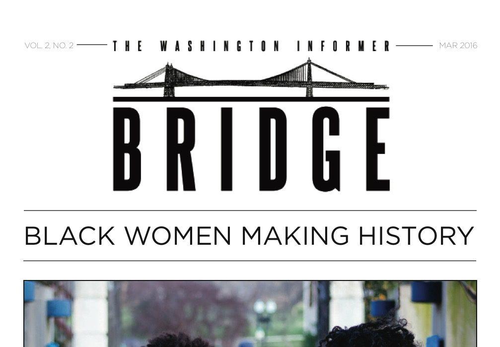 Washington Informer Bridge, March 2016