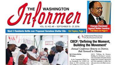 Photo of Informer Issue November 10, 2016