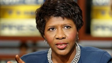 Photo of Gwen Ifill Immortalized with Postal Service Forever Stamp