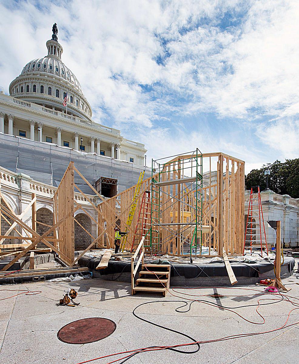 Photo of Protestors Plan to Crash Inauguration