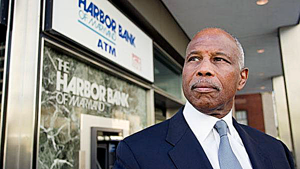 "Photo: Joseph Haskins, CEO of Harbor Bank, says the community is rallying around the ""Black Dollars Matter"" movement. /Courtesy photo"