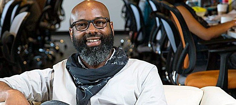 Richelieu Dennis, founder and CEO of Sundial Brands, the largest black-owned beauty company in the country, sees the positive effects of the #BuyBlack movement. (Courtesy photo)
