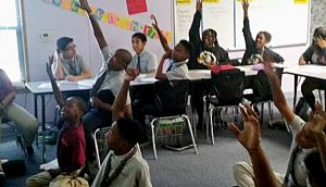 Through the Growing Healthy Foods initiative, more students are learning the benefits of a lifestyle focused on eating healthy foods. /Courtesy of growinghealthyschools.org