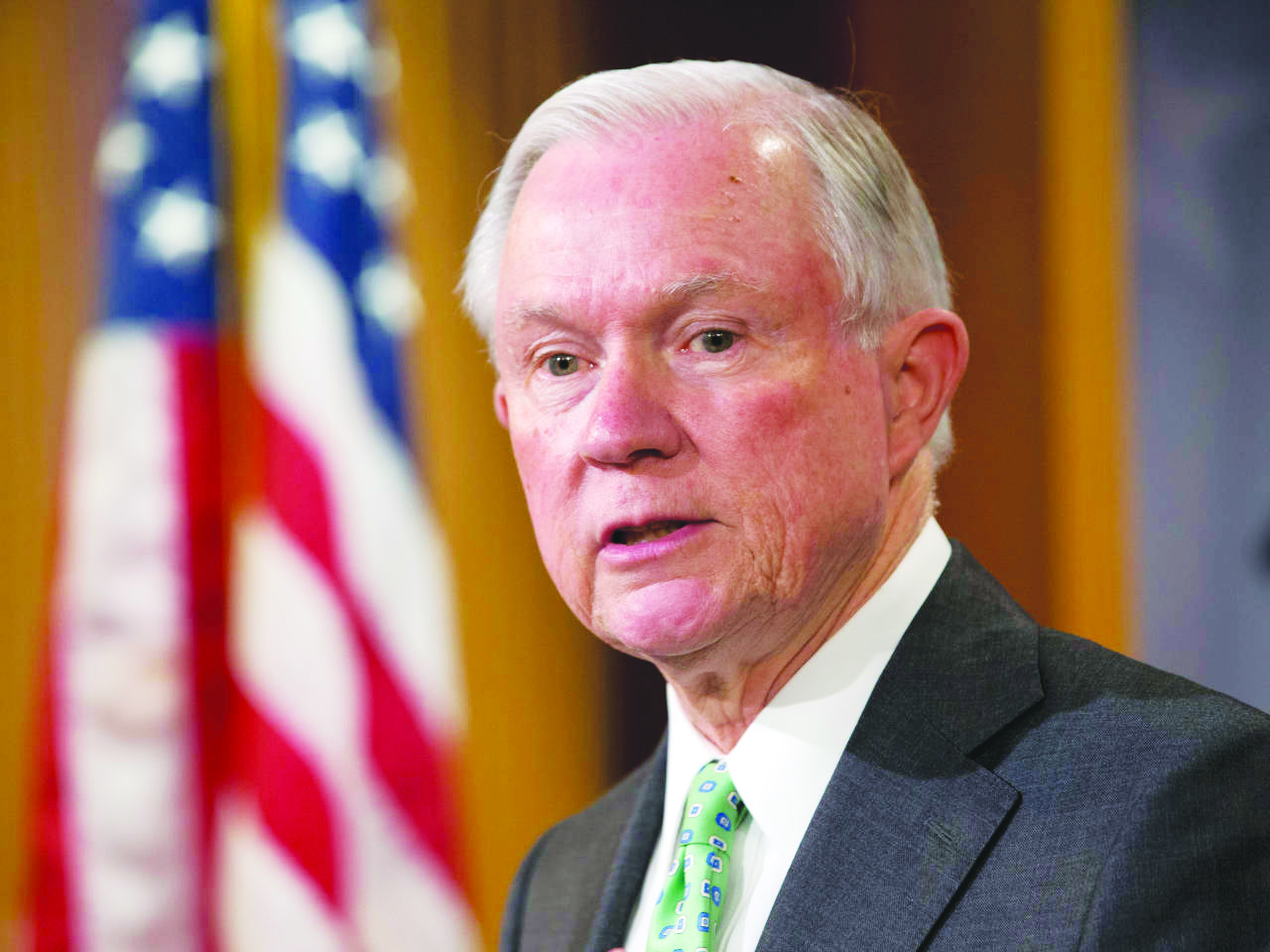 Photo of JACKSON: NAACP Stoops to New Low With Sessions Protest