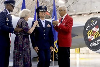 Photo of Air Force's First Black Woman Lieutenant General to Enter Hall of Fame