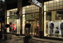 Photo of Former Versace Employee Claims Code Used for Black Shoppers