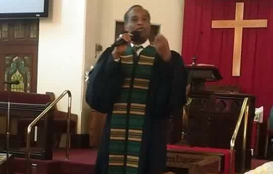 Rev. James Coleman (All Nations Baptist Church via Facebook)