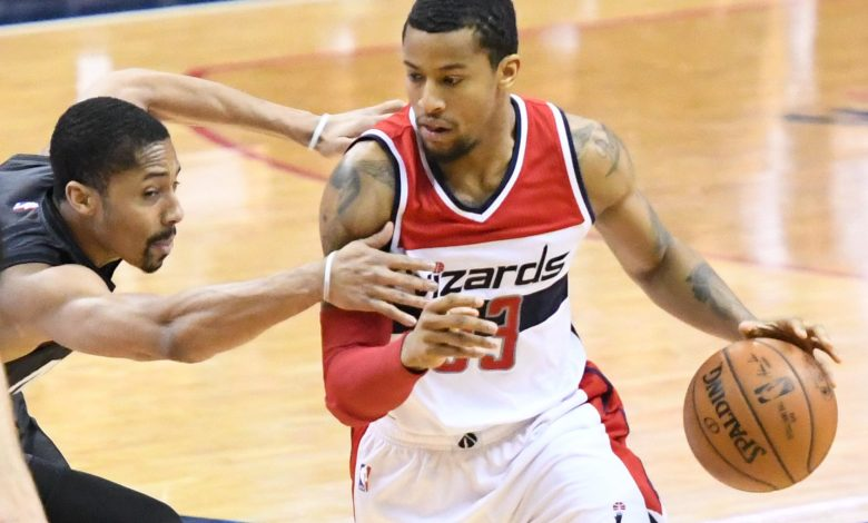 Photo of Burke, Bench Lead Wiz to 3rd Straight Win