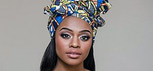 South African actress Nomzamo Mbatha /Courtesy of Ground Six Productions