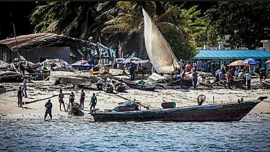 Photo of AFRICA NOW: Tanzania Battles Dynamite Fishermen
