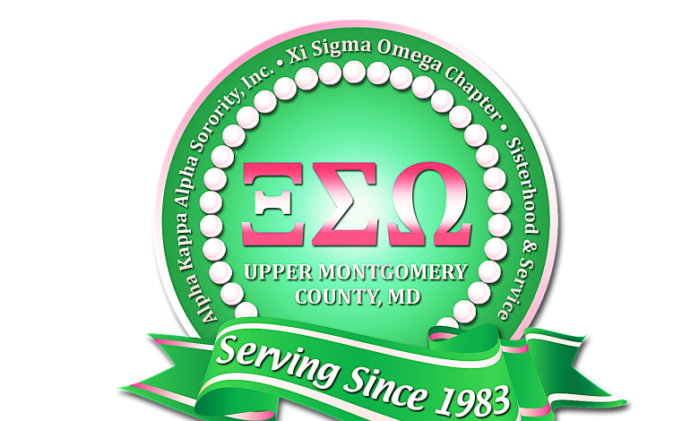 The first black Greek sorority continues its tradition of giving. /Courtesy of Xi Sigma Omega graduate chapter of AKA