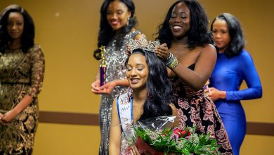 Photo of Mayo Crowned Miss Black DC USA
