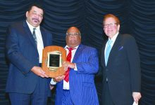Photo of Olender Awards Honor Law Profession