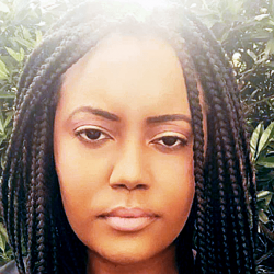 Photo of Sarafina Wright –Washington Informer Staff Writer